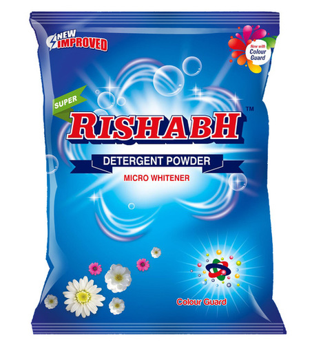 Super Rishabh Detergent Powder Rs.10/-