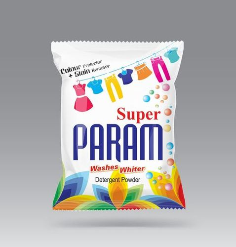 Super Param Detergent Powder 500g