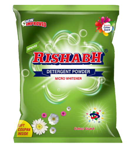 Improved Rishabh Detergent Powder 800g