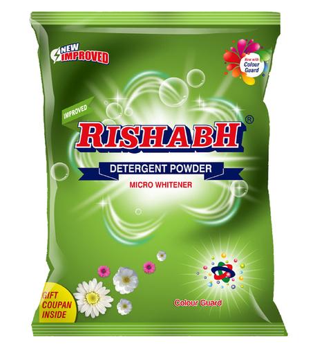 Improved Rishabh Detergent Powder 400g