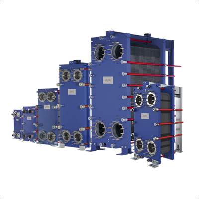 Plate Heat Exchanger PHE