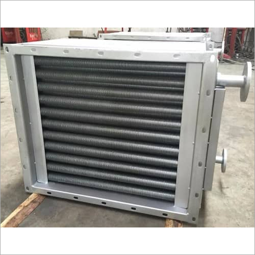 Fin Tube Type Heat Exchanger