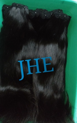 Machine Weft Hairs