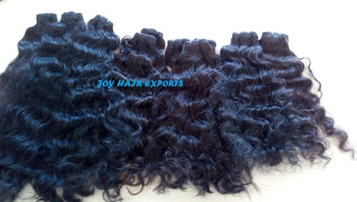 Weft Curly