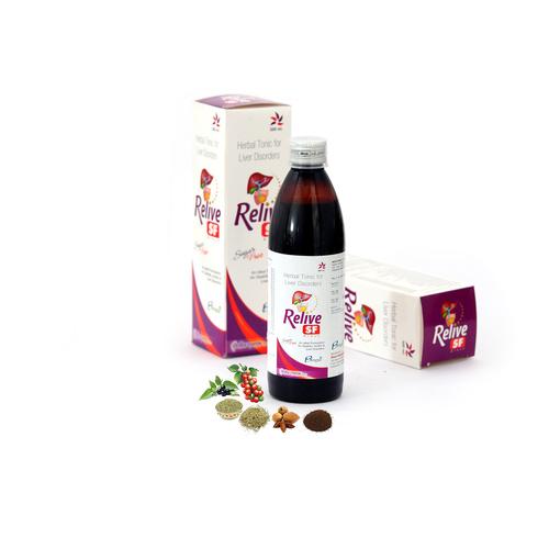 Ayurvedic Sugar Free Liver Syrup