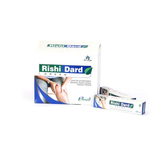 Rishi Dard Cream