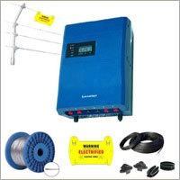 Fence Voltage Alarm System