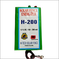 Hitech Solar Fence Energizer