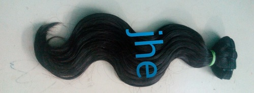 Body Wavy Machine Weft Hair