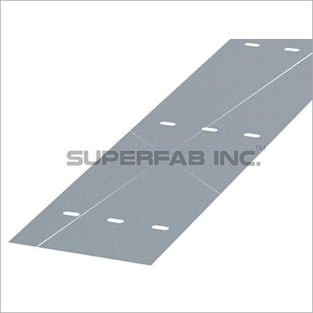 Cable Tray Cover Ventilated Plain