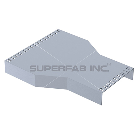Cable Tray Cover Reducer Center