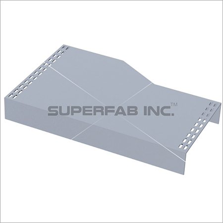 Cable Tray Cover Reducer Right