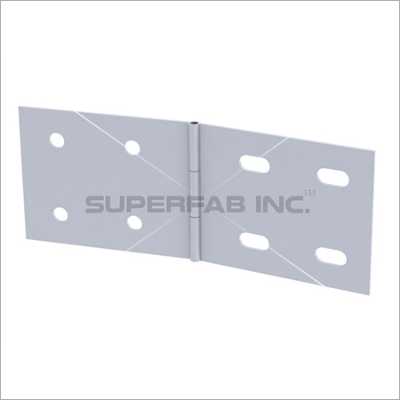 Cable Tray Hinge Coupler Horizontal Elbow