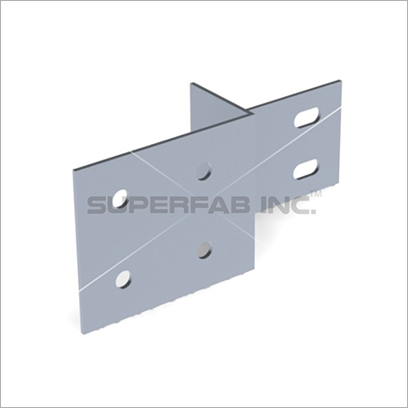 Cable Tray Left Hand Reducer Coupler