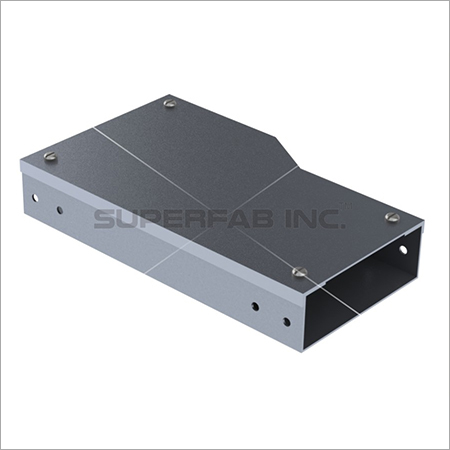 Cable Trunking  Reducer Right