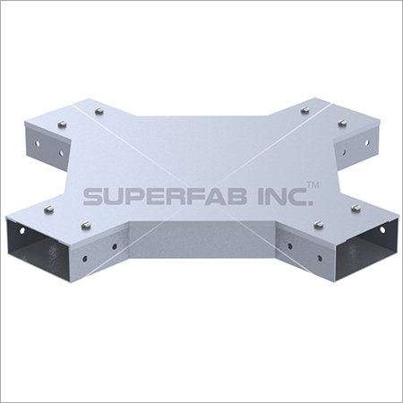 Cable Trunking Horizontal Cross