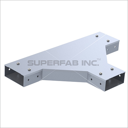 Cable Trunking Horizontal Tee