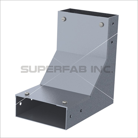 Cable Trunking Inside Riser