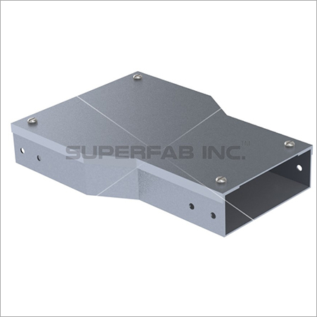 Cable Trunking Reducer Center