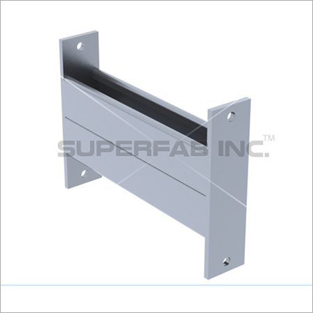 Channel Bracket Beam Double 41x41