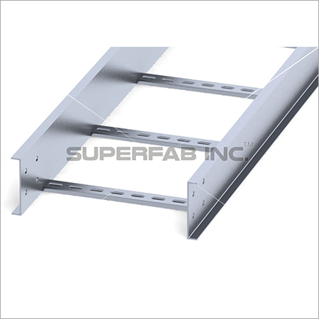 Ladder Cable Tray C Channel Outside Flange Strut 41x21x21