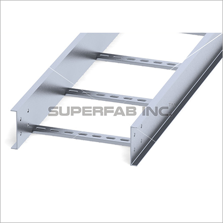 Ladder Cable Tray C Channel Outside Flange