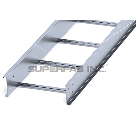 Ladder Cable Tray R type outside Flange