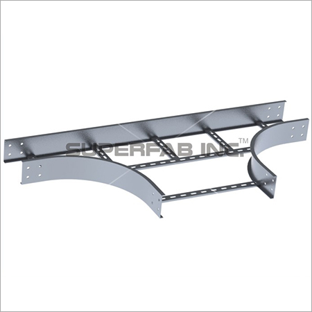Ladder Cable Tray Horizontal Dividing Tee