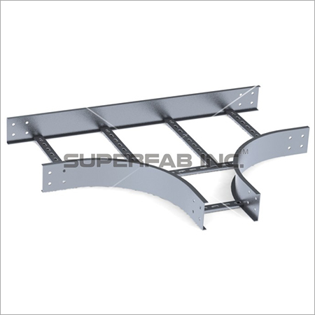 Ladder Cable Tray Horizontal Reducing Tee