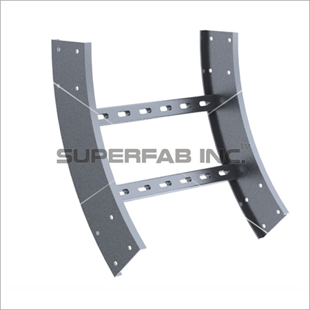 Ladder Cable Tray Inside Riser 45
