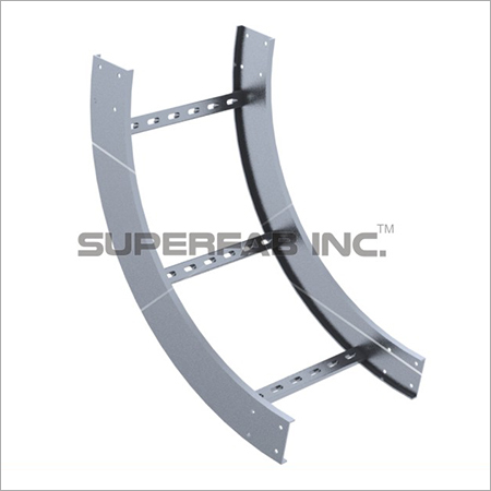 Ladder Cable Tray Inside Riser 90