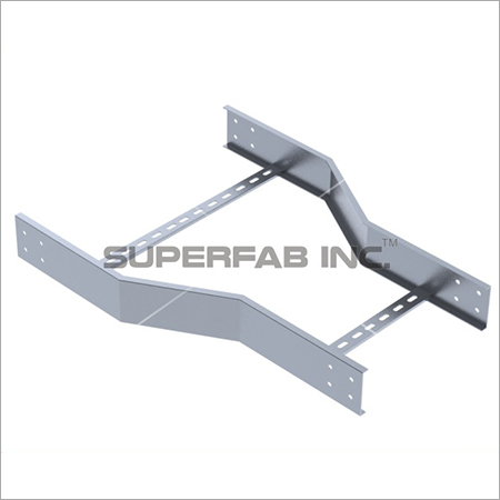 Ladder Cable Tray Reducer Center