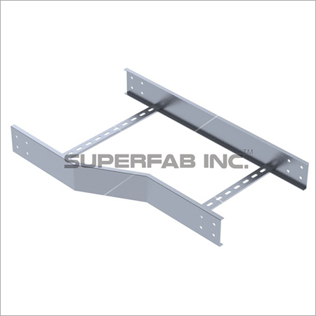 Ladder Cable Tray Reducer Left