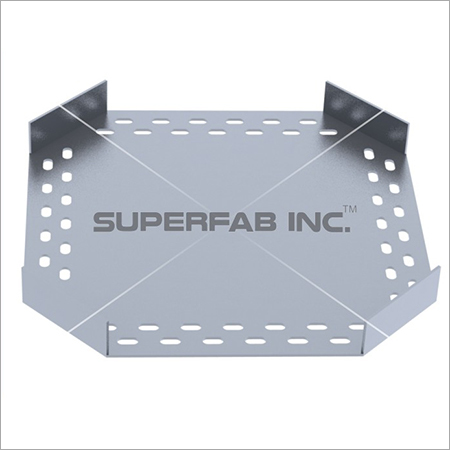 Perforated Cable Tray Cross