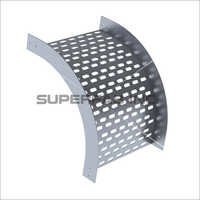 Perforated Cable Tray Outside Riser 90