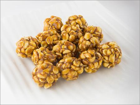 Peanut Laddu