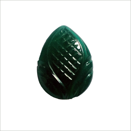 Emerald Carving Quartz