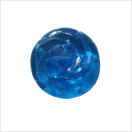 Blue Carving Quartz