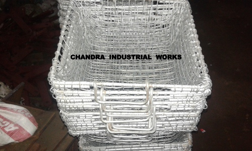 Railway Wire Basket