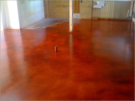 Stain Wooden Flooring