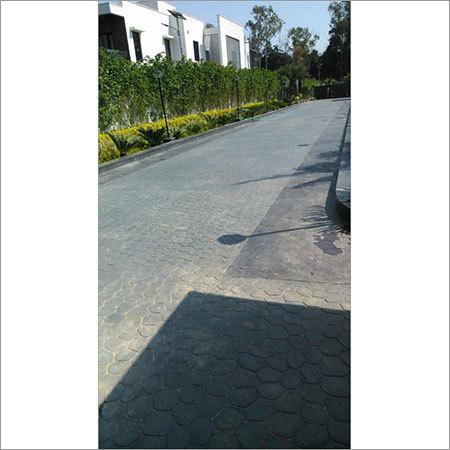 Outdoor Concret Floor