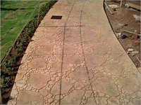 Garden Floor Concrete
