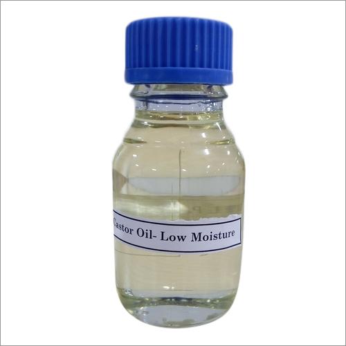 Castor Oil- Low Moisture