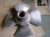 Sanicro 28 Propeller