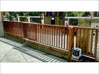 Motorise Telescopic Sliding Gate