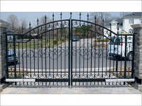 Residential Remote Gate