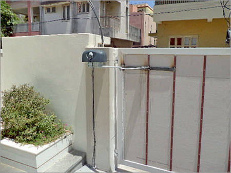 Automatic Motorized Swing Gate