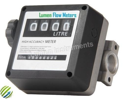 Fuel Flow Meter - Mechanical