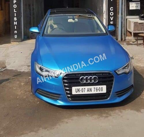 CAR WRAPPING  HIGH STANDARD
