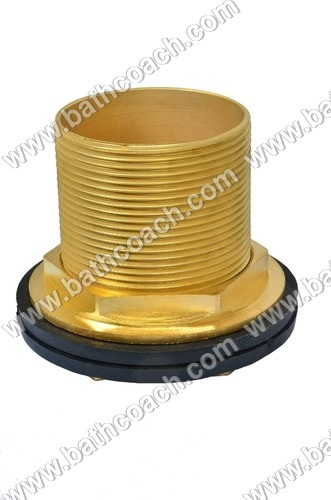 Brass Long Tank Nipple